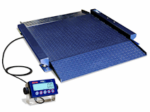 Low profile drive on ramp scale RSA 212x159