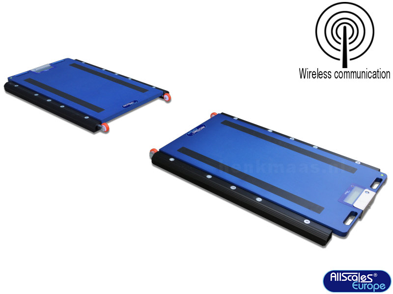 WAWL-RF wireless axle weighing system