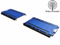 WAWL-RF wireless wheel axle weighing system