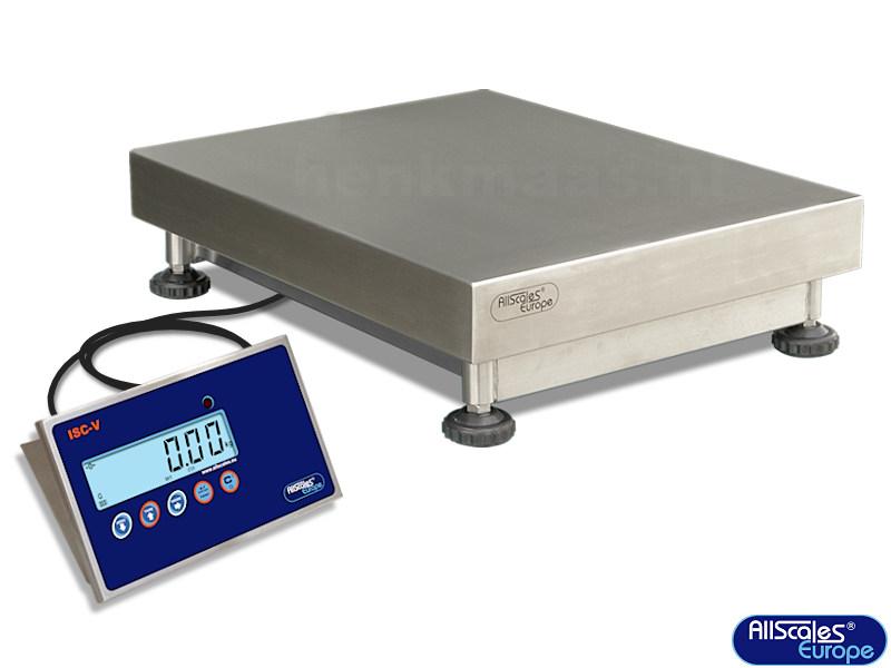 BSJ-K-4050 Bankweegschaal 400x500mm plateau