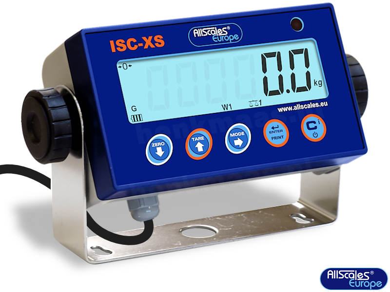 ISC-XS-weegindicator